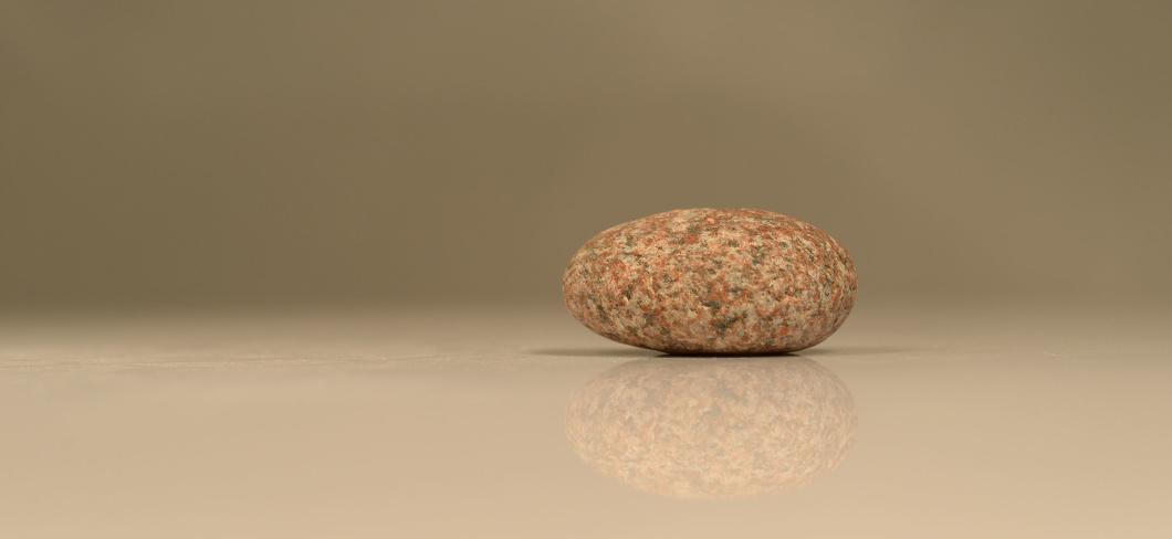 ein stein sinnbild gestalttherapie